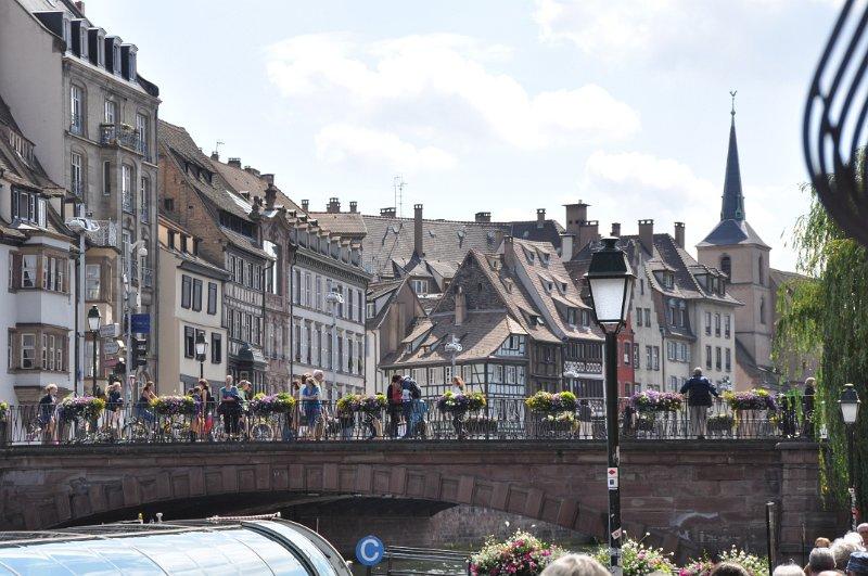 Ein bisschen Strasbourg